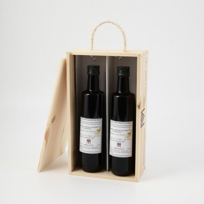 Extra Virgin Olive Oil - 2 bottles 50 cl