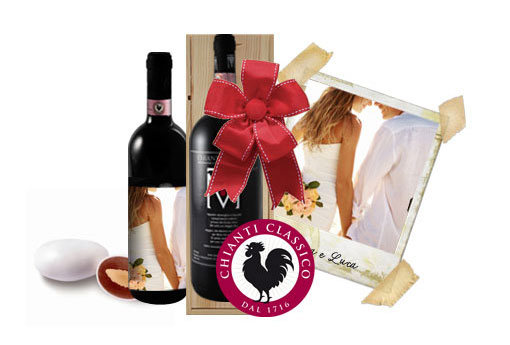 Personalized Wine For Wedding Here It Is The Favor Wine Bottles
